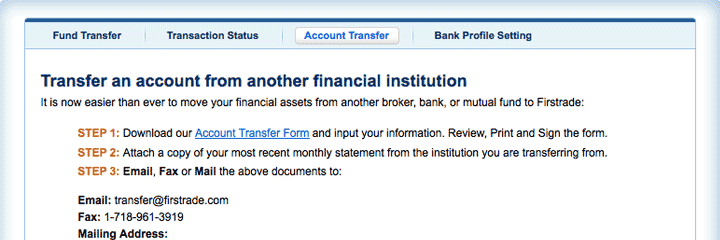 Eft Electronic Funds Transfer Real Time Transaction History